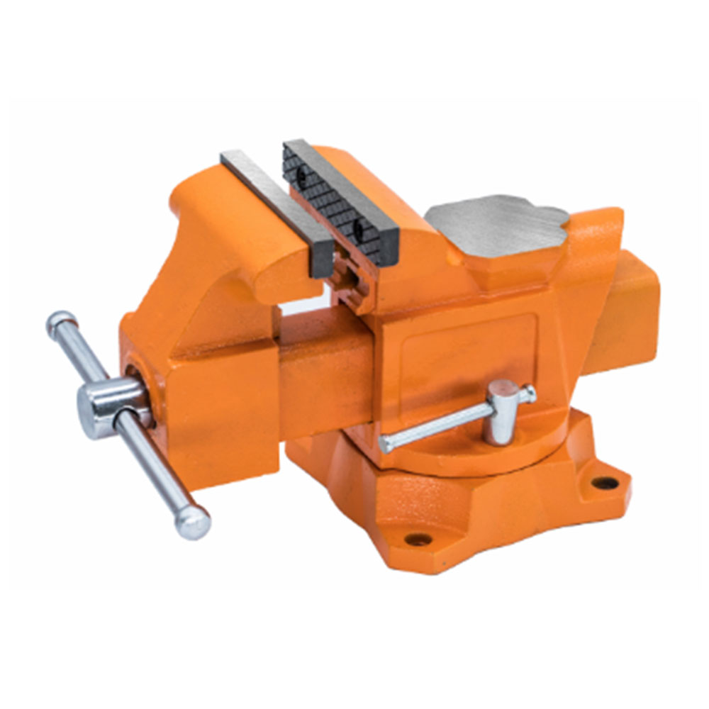 American Steel bench vise